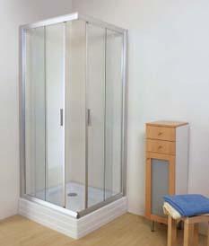 Výběr vaničky ke sprchovému koutu | Bydlení pro každého
