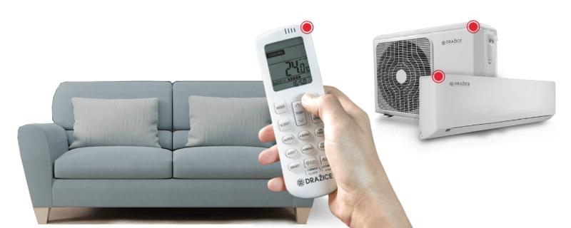 MK stavební servis - klimatizace AIR