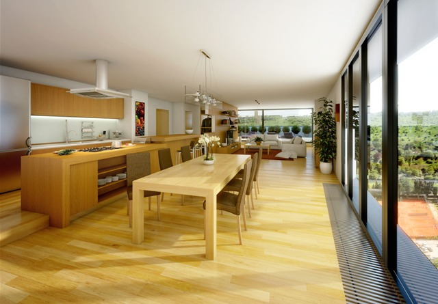 Nové byty v Praze